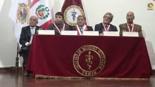 Tema: Ceremonia de Asunción al Decanato Medicina Veterinaria