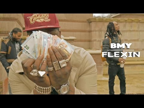 BMY - FLEXIN (prod by Djk Studio)//Dir.TDMProductions