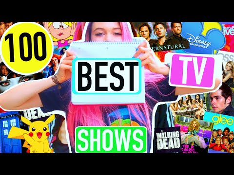 100 Best TV Shows You NEED To Watch!