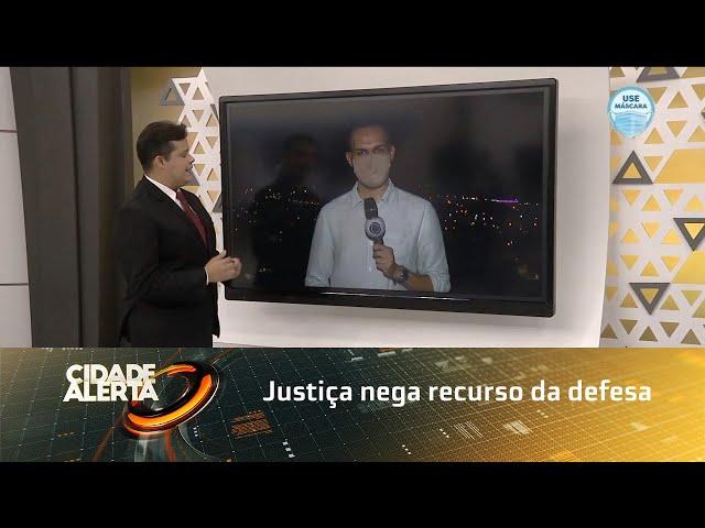 Justiça nega recurso da defesa e mantém júri popular dos réus