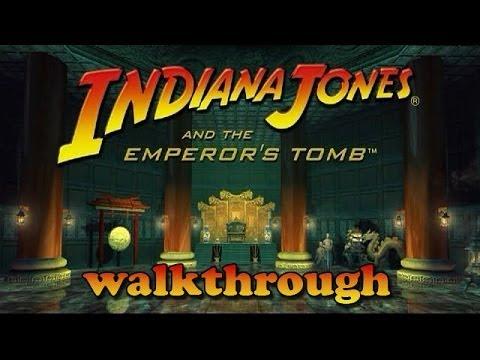 [PC] Indiana Jones and the Emperor's Tomb (2003) Walkthrough