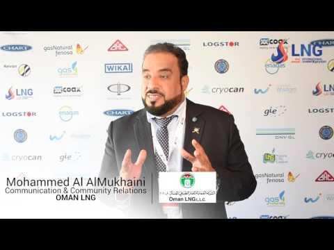 Mohammed Al AlMukhaini, Communication & Community Relations, Oman LNG