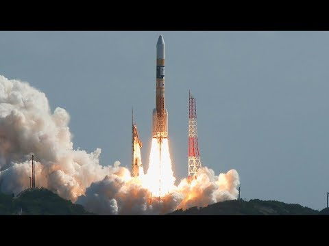 LIVE Japanese H-2A Rocket Launches IGS Optical 6 Earth Obser
