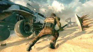 Mad Max — Безумный Макс. Новый трейлер (HD)