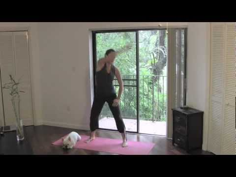 dance stretch  full 40 minute dynamic stretching fusion