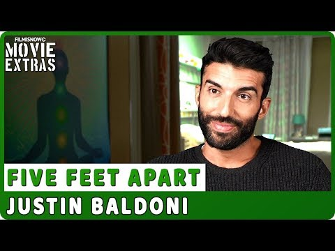 """FIVE FEET APART   On-set Interview With Justin Baldoni """"Director"""""""