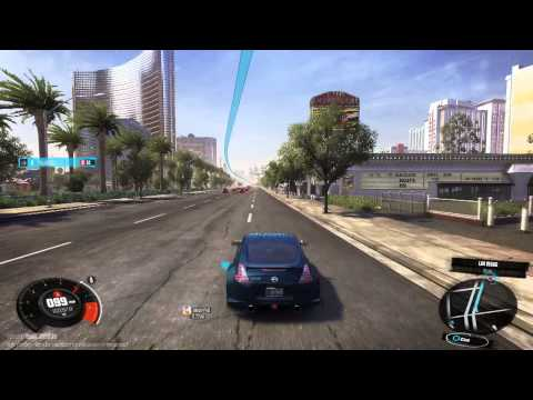 The Crew Closed Beta(Xbox One) - Detroit to Los Angeles