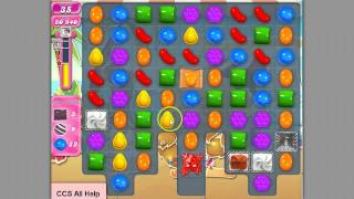 Candy Crush Saga level 904 No Boosters