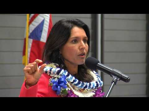 Tulsi Gabbard Town Hall in Hilo (FULL VIDEO - Apr. 18, 2017)