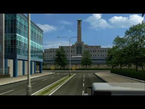 UK Truck Simulator official game trailer