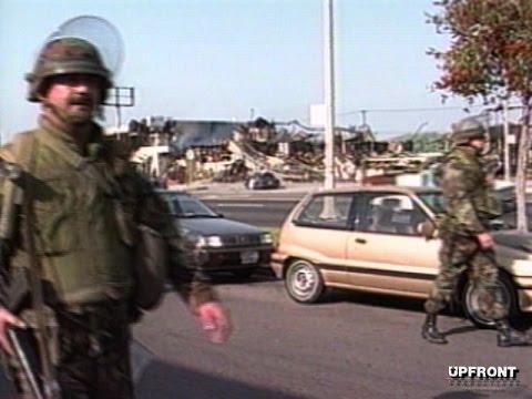 LA Riots with Denzel Washington exclusive (1992) by filmmaker Keith O'Derek