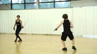 Stage Combat I - Armed Final