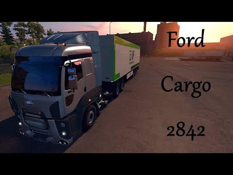 ETS 2: Ford Cargo 2842 Kamyon Modu 1.33