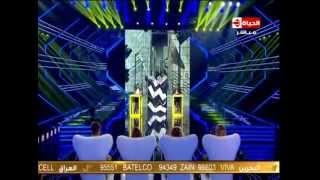 مذيع العرب - تحدي ساندرا علوش