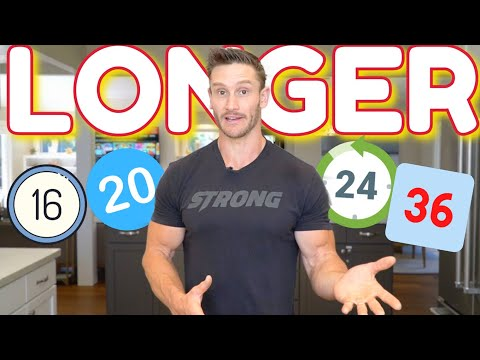 How to Increase Your Fasting Length without Getting Hungry