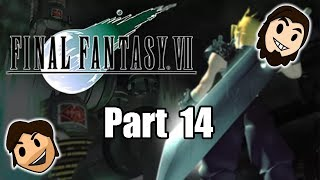 Rerun | Final Fantasy VII Part 14: A MAN?!?! | Pals Play Games