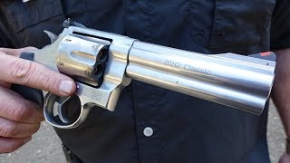 smith and Wesson 629 Classic .44 Magnum Revolver: Magnum Force