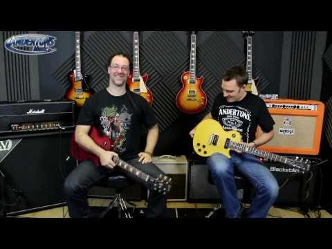 Gibson 2014 Guitars - Part 1 - The Les Paul Melody Maker