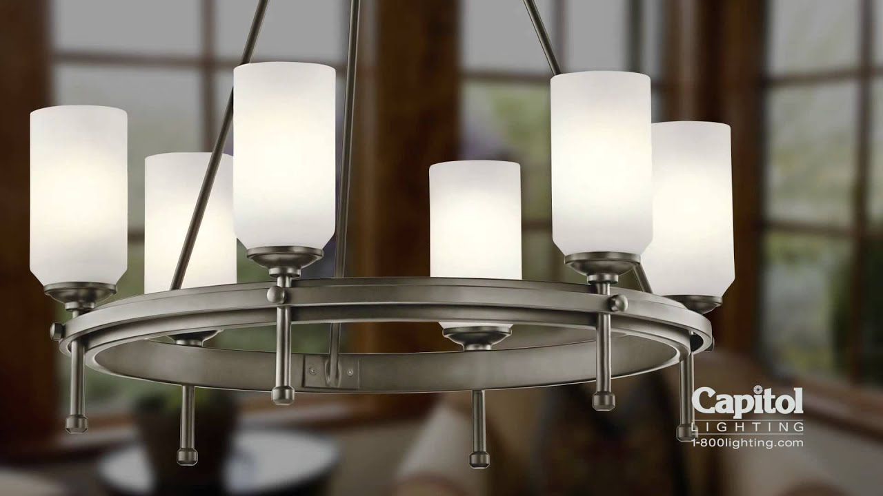 & The Laredo Collection from Kichler Lighting - YouTube