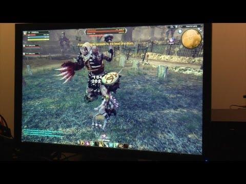 RaiderZ Gameplay Demo