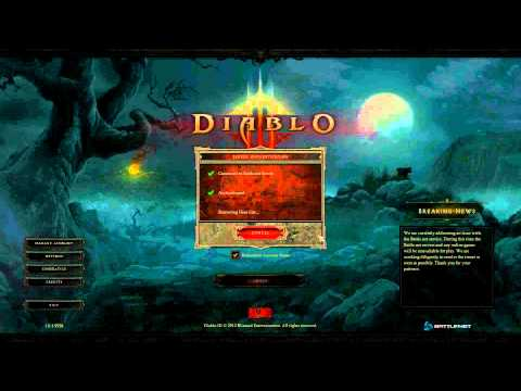 Diablo 3 - How to Stop Error 33