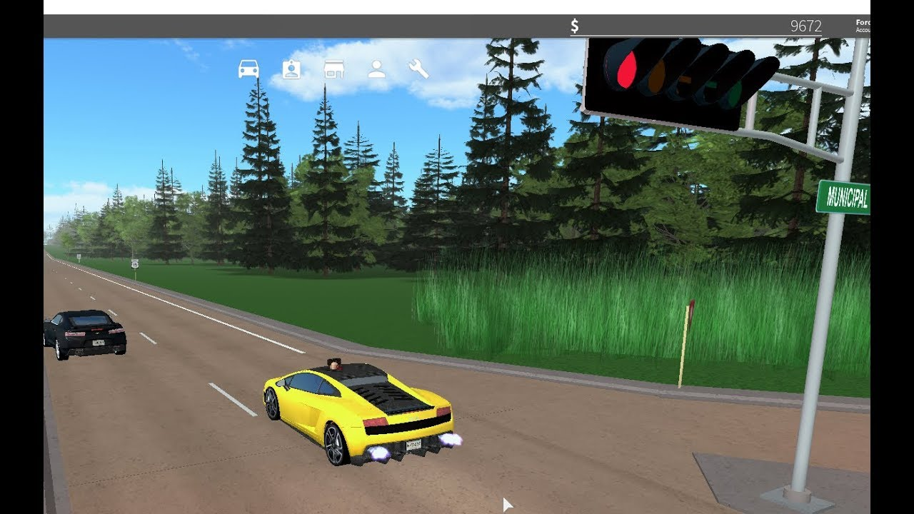 Roblox Greenville: Buying The Lamborghini Gallado And Driving It Around  With First Impressions!