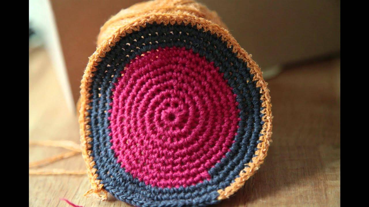 h keln crochet mochilas beutel h keln 1 youtube. Black Bedroom Furniture Sets. Home Design Ideas