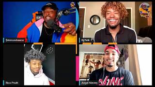 Boys chat| Toxic Relationships, social media and more with Rico Pruitt, RyTalk and Angel Nieves