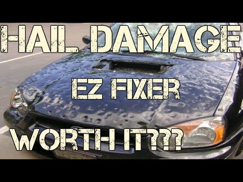 Salvage Hail Damage Car Cheap New Mustang Gt Destroyed