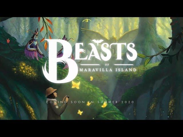 Beasts of Maravilla Island | NEW Student Game Trailer Reveal | #USCGamesEXPO 2020