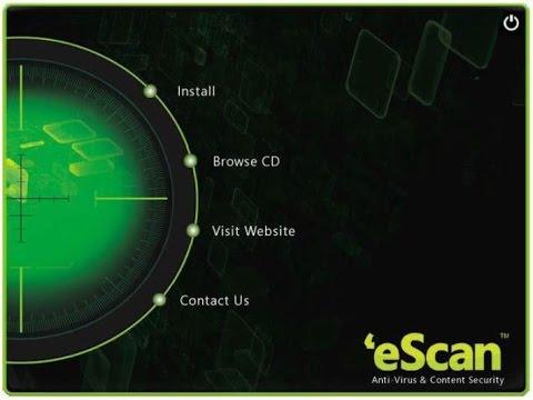 Тест EScan Internet Security Suite 14.0 (полная версия).