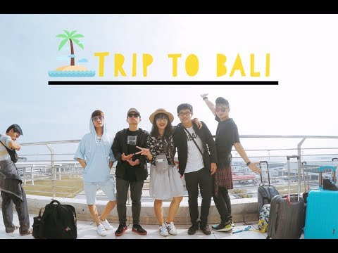 BALI TRAVEL VLOG - TRAVEL GUIDE TO KUTA & UBUD OCTOBER 2016