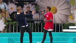 Samir & Viktor - Kung - Lotta på Liseberg (TV4)