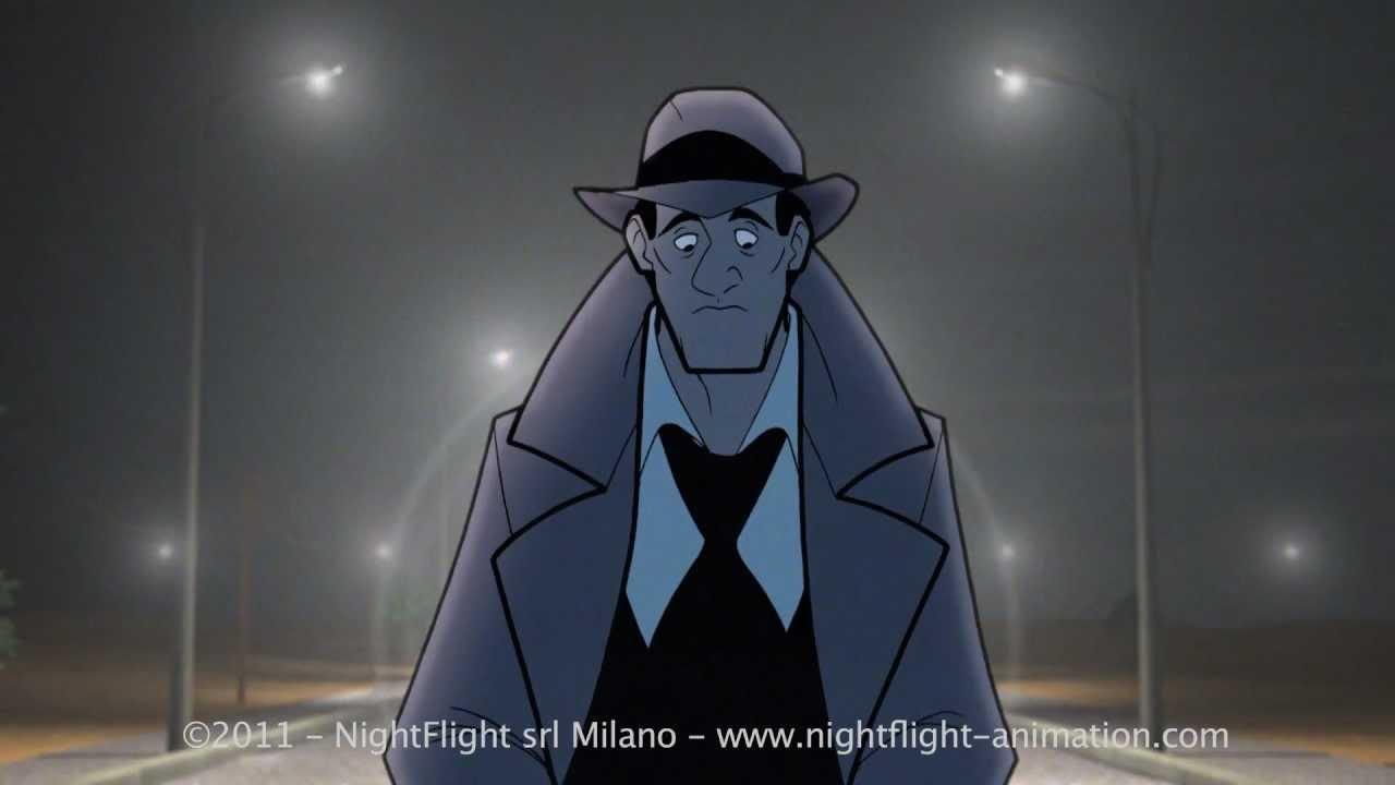 Detective Cain Short Film Noir Hd Youtube
