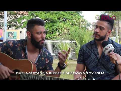 TV Folia Entrevista | Kleber e Gustavo