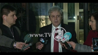 Deklarohet edhe Ali Ahmeti pas takimit me Zaevin (VIDEO)
