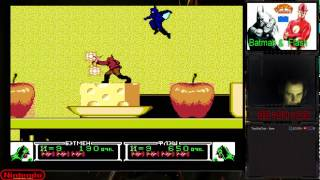 Monster in My Pocket | Batman & Flash прохождение 100% | Игра на (Dendy, Nes, 8 bit)1992 Стрим [RUS]