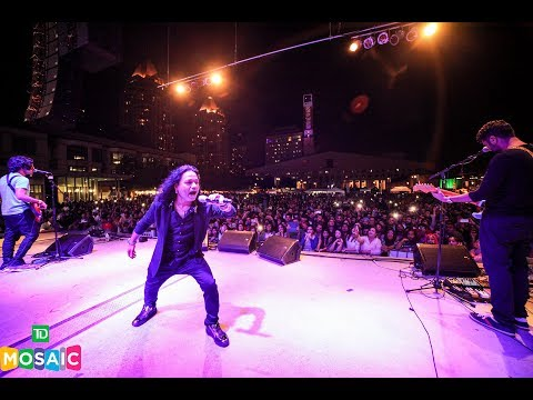 Kailash Kher Live at Mosaic Fest 2017