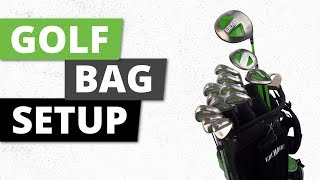 How to Set Up Your Golf Bag | Things to Have in Your Golf Bag