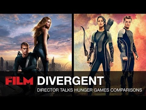 Neil Burger talks Divergent  The Hunger Games comparisons