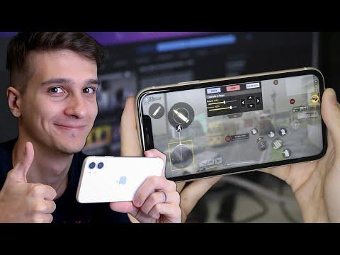 COD Mobile - Лучшая настройка кнопок! Игра в ТРИ пальца! Call Of Duty Mobile