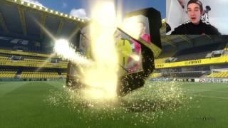 FIFA 17 FUT CHAMPIONS ELITE 1 REWARDS!! SICK PACKOPENING !!