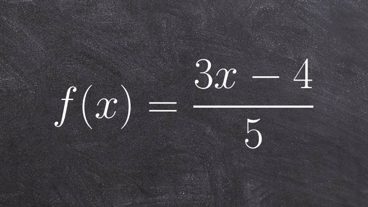 How To Find The Real Zeros Of A Function YouTube