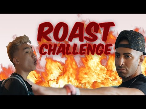 Thumbnail: fouseyTUBE vs. RICEGUM! Roast Yourself Challenge (DISS TRACK)