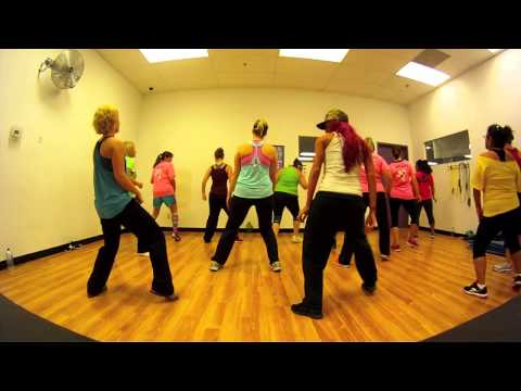 The Thong Song - Sisqo Zumba with Mallory HotMess