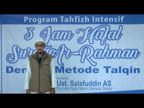 Metode Paling Efektif dan Mudah dalam Menghafal Al-Quran