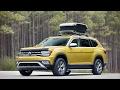 Volkswagen Atlas Weekend Edition Concept Slideshow