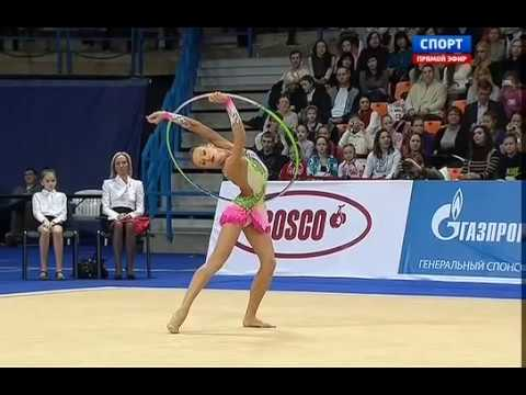 2013 Moscow Grand Prix Individual All Around