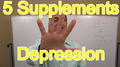 5 Top Depression Supplements