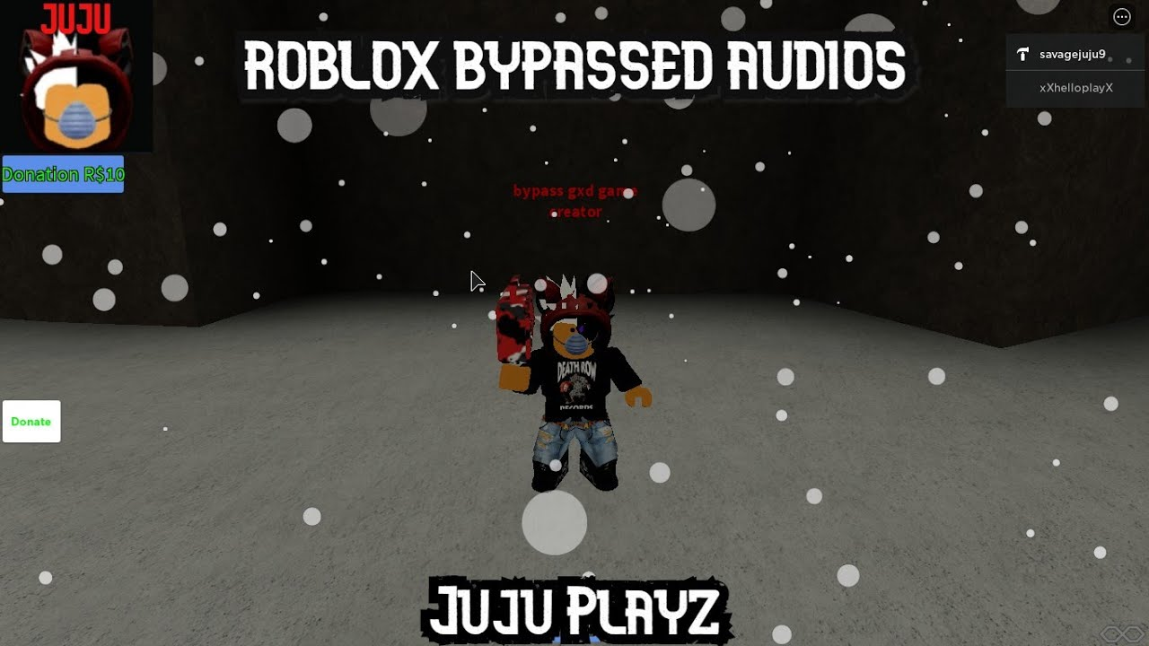 Roblox Outfit Ideas Buxgg R Roblox Bypassed Audios May